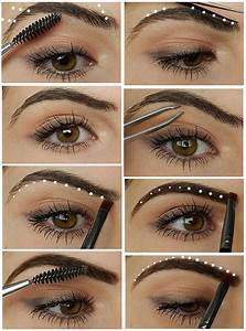 Perfect Brow Shaping Technique - AllDayChic