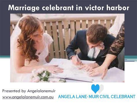 marriage celebrant victor harbor angelalanemuir  gurup