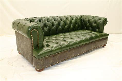 green leather sleeper sofa green tufted sofa ethan allen sectional sofas plus
