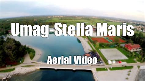 umag stella maris aerial video youtube