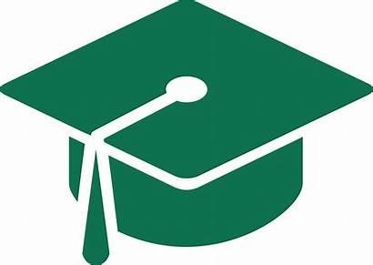 Icon Graduation Cap Education Svg Educational Act