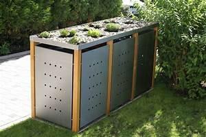 Mülltonnenbox Mit Paketbox : m lltonnenbox edelstahl online m lltonnenbox edelstahl ~ Michelbontemps.com Haus und Dekorationen