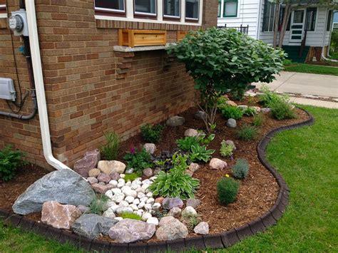 tips  disenar  jardin  piedras  rocas el blog