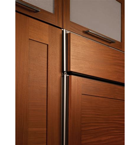 ge monogram  built  bottom freezer refrigerator zicnxlh ge appliances