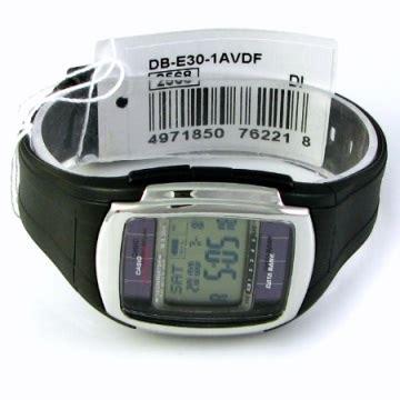 Casio Data Bank Db E30 1av Casio jual jam tangan casio data bank db e30 jam casio jam