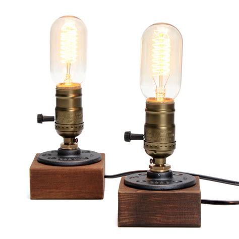 table l light bulb vintage desk light table l edison bulb e27 40w