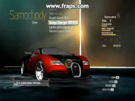 ***** the bugatti veyron, one of the world's fastest production cars appeared in prostreet. Need For Speed Undercover Cheats Ps3 Unlock Bugatti Veyron - celestialmeta