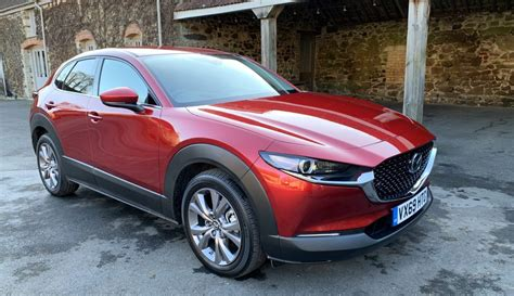 It went on sale in japan on 24 october 2019, with global units being produced at mazda's hiroshima factory. Mazda CX-30 order books open - Wheels Within Wales