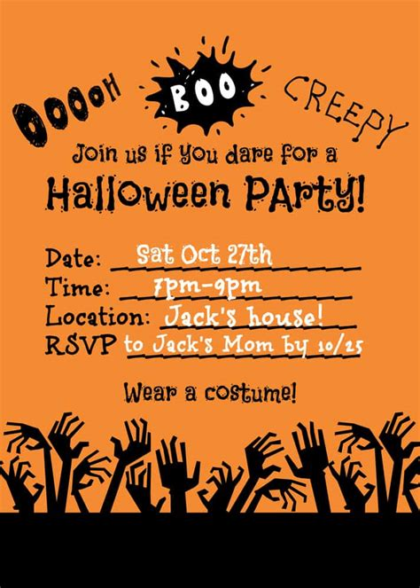 halloween party ideas  kids momof