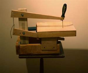 Make a Scroll Saw! (using Only Upcycled/free Materials