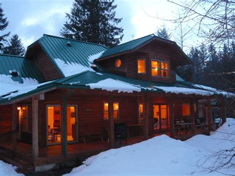 mt rainier cabins betsys cabins at mt rainier luxury tub sauna cabin