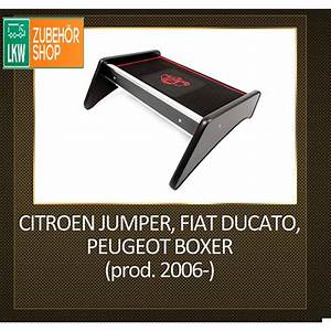 Citroen Jumper Zubehör : ablagetisch citroen jumper fiat ducato peugeot boxer ab ~ Jslefanu.com Haus und Dekorationen
