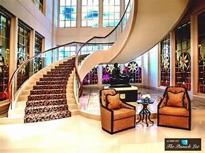 Ideas Modern Grand Staircase Design House Picture Design ...