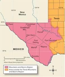 Central Plains Region Texas