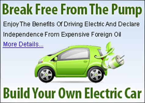 Build Your Own Electric Car by Build An Electric Car Ev
