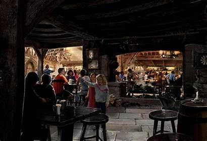 Head Hog Potter Harry Wizarding Concept Inn