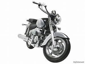Ficha Y Fotos De La Moto Hyosung Aquila Gv 125