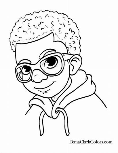 Gacha Coloring Pages Character Anime Boy Thanksgiving