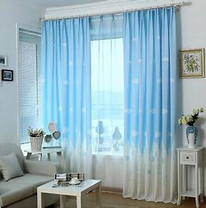 sky blue curtain give you good dream curtainsmarket blog With sky blue curtains for bedroom