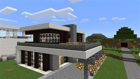 ᐅ Modernes Haus Aus Quarz In Minecraft Bauen Minecraft