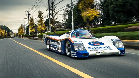 The rich and 17 centuries long history of le mans, former capital of the province of maine, is too often eclipsed by the annual worldwide famous 24 h race, held on the brink of the city. Deze Porsche 962 Le Mans-racer is een daily driver ...