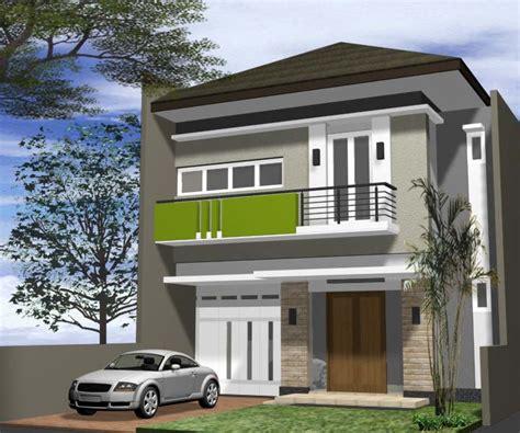 desain rumah minimalis  lantai inspirasi desain rumah