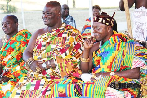 Asante Day 2015: A Colorful Durbar of the chiefs rich ...