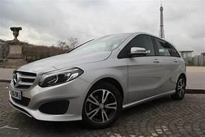 Mercedes Classe C Essence : essai mercedes b160 cdi du premium vraiment ~ Maxctalentgroup.com Avis de Voitures