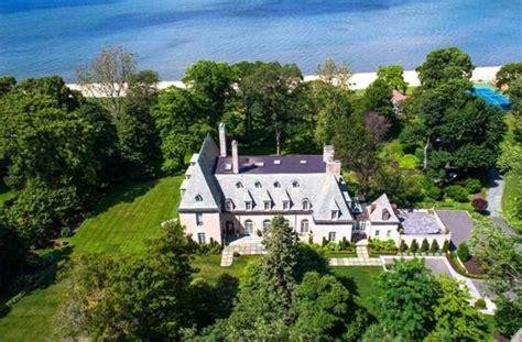million historic waterfront estate  sands point