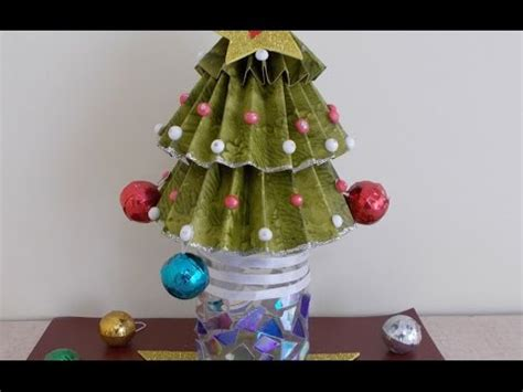christmas craft ideas  kids easy christmas tree