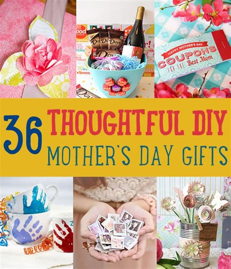 day presents 36 thoughtful s day gifts diyready