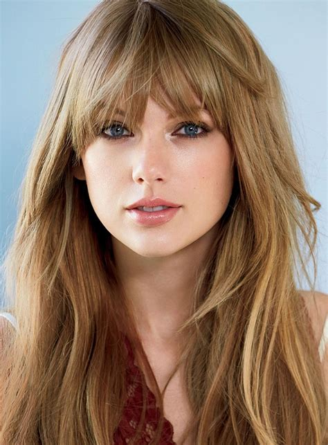 taylor swift hairstyle long straight synthetic hair