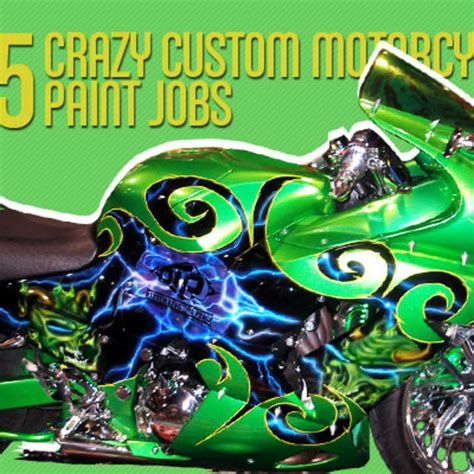 gallery  crazy custom motorcycle paint jobs complex