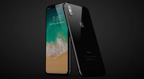 what will the iphone 10 look like apple iphone 8 launch here s what the iphone x will look