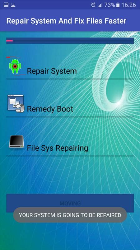 repair system and fix android problems 2018 for android