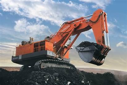 Hitachi Excavator Wallpapers Construction Machinery Desktop Excavators