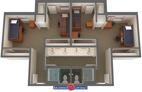 floor ls for dorm rooms tarleton state heritage floor plan ideas other bathroom