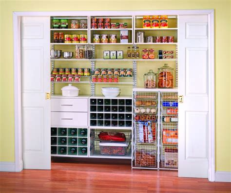 Pantry Storage System Furniture Walk In Pantry Shelving Systems Ideas Awesome