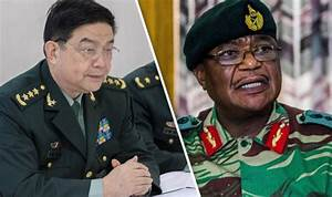 Zimbabwe coup latest: Did CHINA influence military ...