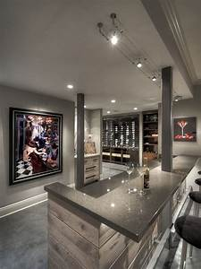 50, Amazing, Creative, Basement, Room, Design, Ideas