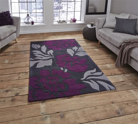 gray and purple rug grey and purple rugs roselawnlutheran