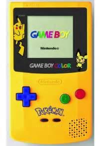 18 Gameboy Color pokemon edition or Emulator