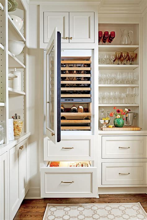 creative ideas for kitchen creative kitchen cabinet ideas southern living