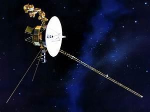First Spacecraft To Reach Interstellar Space: Voyager 1 ...