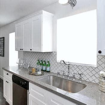 home depot backsplash for kitchen white arabesque cooktop tiles transitional kitchen 7061