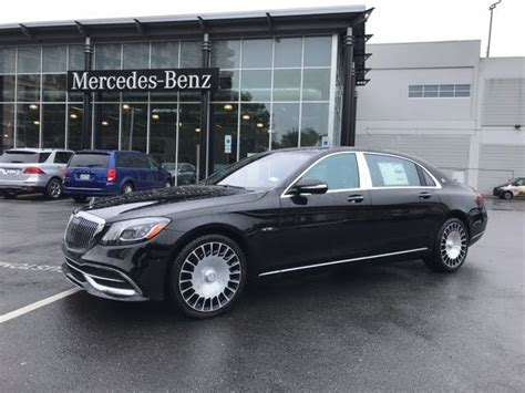 We analyze millions of used cars daily. Used 2020 Mercedes-Benz S-Class Maybach S 650 Sedan RWD ...