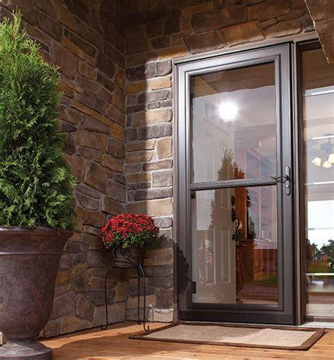benefits storm doors american thermal window