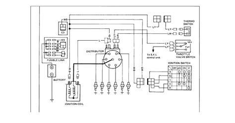 280zx Engine Diagram by Datsun 280zx Parts Wiring Diagram And Fuse Box