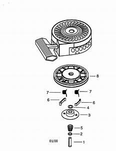 Craftsman 917773750 Gas Line Trimmer Parts