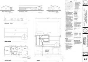 residential blueprints title blocks neal a pann architect